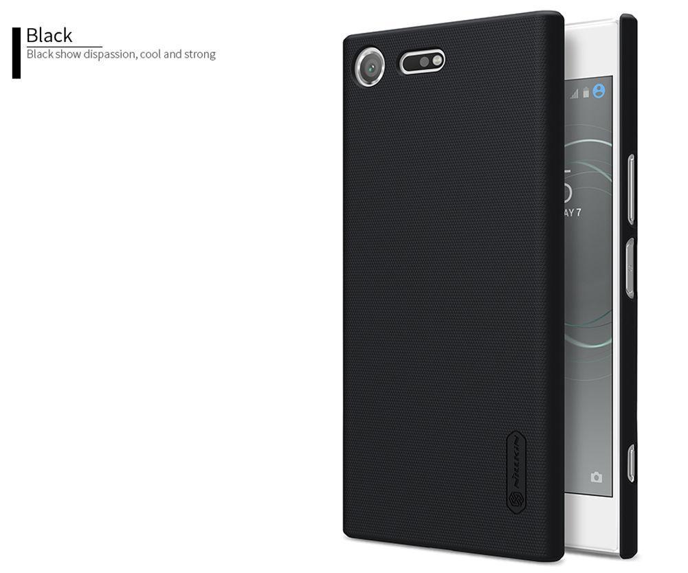 Чехол Nillkin Matte для Sony Xperia XZ Premium Черный