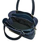 Женская сумка черная из натуральной замши Zara (23*30*13), фото 3
