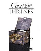 """Музыкальная шкатулка """"Game of Thrones - Игра Престолов"""" (Вайлет Реверс)"""