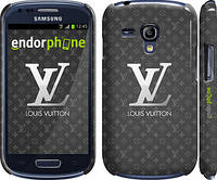 "Чехол на Samsung Galaxy S3 mini Louis Vuitton 3 ""457c-31"""