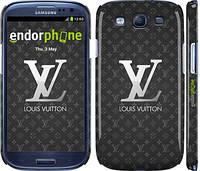 """Чехол на Samsung Galaxy S3 i9300 Louis Vuitton 3 """"457c-11"""""""