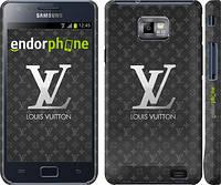 """Чехол на Samsung Galaxy S2 i9100 Louis Vuitton 3 """"457c-14"""""""