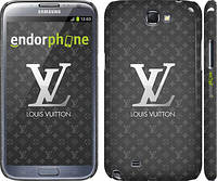 "Чехол на Samsung Galaxy Note 2 N7100 Louis Vuitton 3 ""457c-17"""