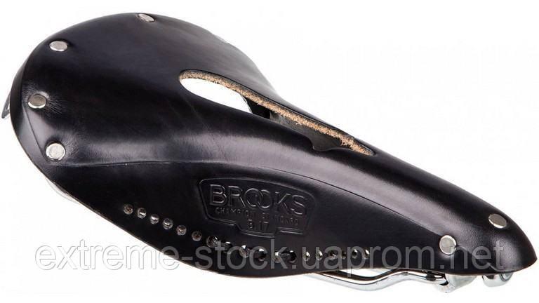 Сідло Brooks B17 Imperial, чорне