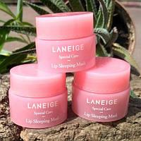 Ночная маска для губ Laneige Lip Sleeping Mask 3 гр (ягоды)