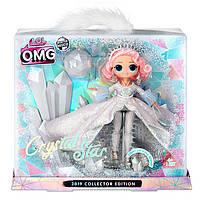 Кукла L. O. L. Surprise Winter Disco Леди Кристалл 559795