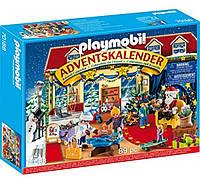 Playmobil 70188 Рождество в магазине игрушек адвент календарь