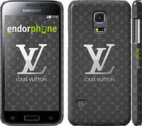 "Чехол на Samsung Galaxy S5 mini G800H Louis Vuitton 3 ""457c-44"""