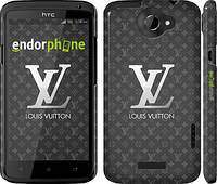"Чехол на HTC One X+ Louis Vuitton 3 ""457c-69"""