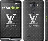 """Чехол на LG G3 dual D856 Louis Vuitton 3 """"457c-56"""""""