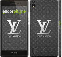 "Чехол на Huawei Ascend P7 Louis Vuitton 3 ""457c-49"""