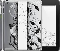 """Чехол на iPad 2/3/4 Цветочный узор 3 """"1582c-25"""""""