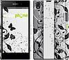 "Чехол на Sony Xperia Z1 C6902 Цветочный узор 3 ""1582c-38"""