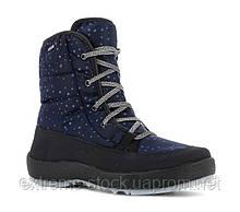 Ботинки Alpina FREEZY G Ж синий Cиний, 39