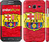"Чехол на Samsung Galaxy Core Prime G360H ФК Барселона 1 ""2301c-76"""