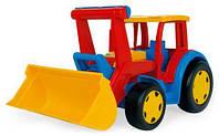 "Трактор каталка с ковшом ""Гигант"" 66000  scf"