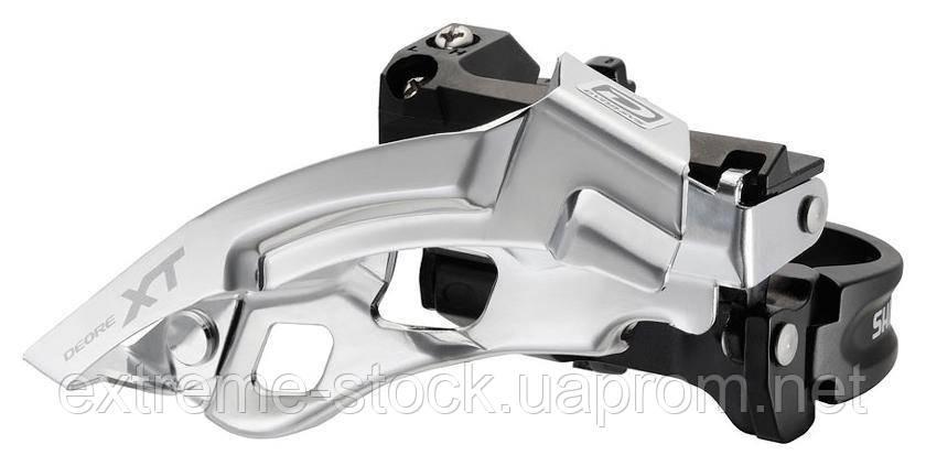 Передний переключатель Shimano Deore XT FD-M780 Top Swing, 3x10, без упаковки