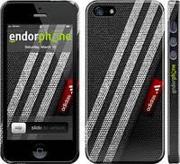 "Чехол на iPhone 5s Adidas v6 ""1099c-21"""