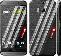 """Чехол на HTC One M8 dual sim Adidas v6 """"1099c-55"""""""