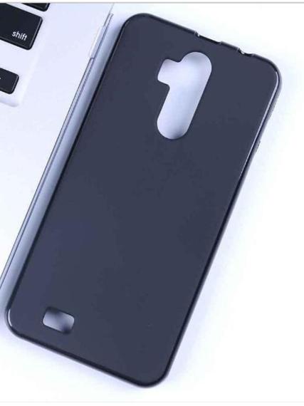 Силиконовый чехол для Oukitel С12 / C12 Pro + стекло /