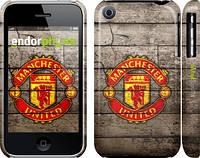 """Чехол на iPhone 3Gs Манчестер Юнайтед 2 """"345c-34"""""""