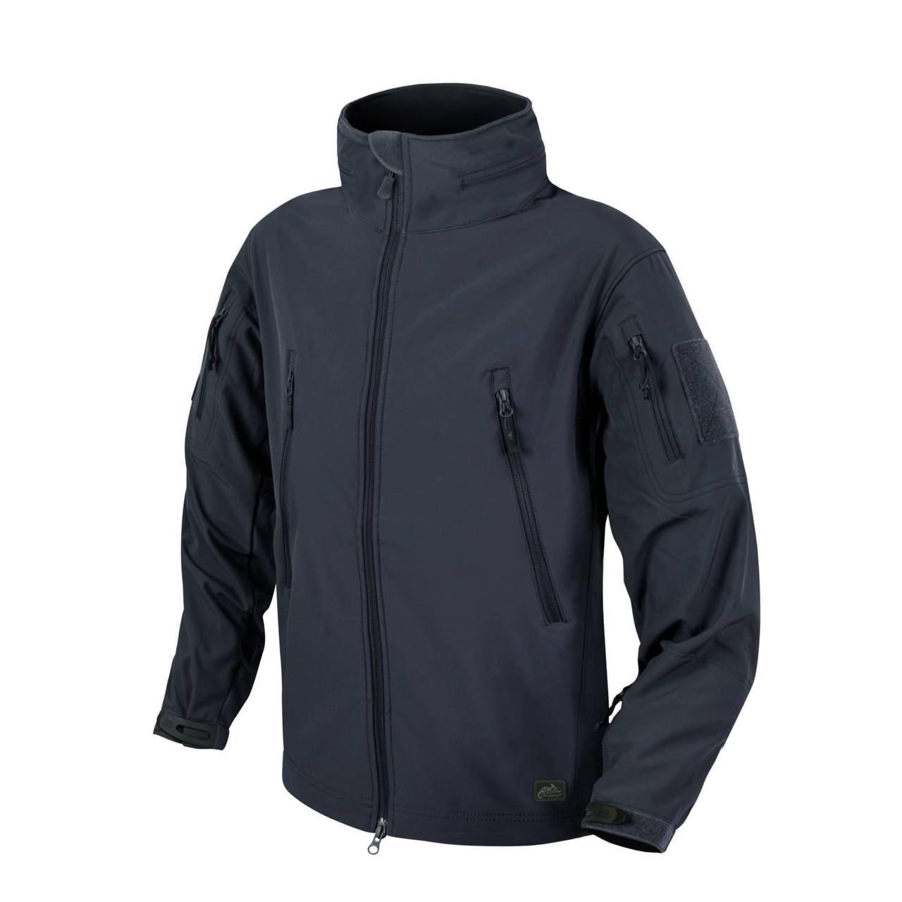 Куртка Windblockers Helikon-Tex® Gunfighter - Темно-синяя
