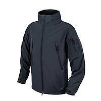 Куртка Windblockers Helikon-Tex® Gunfighter - Темно-синяя, фото 1
