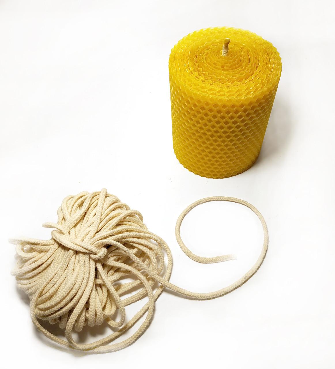 apimag гніт свічковий плетений косичка колосок круглий apimag апимаг