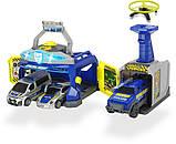Уцінка набір Dickie Toys Станція SWAT з 3 машинами і пускачем дронов (3717004), фото 4