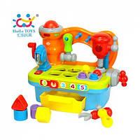 Игрушка Huile Toys Столик с инструментами 907