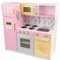 Игровой набор Кухня KidKraft Large Pastel Kitchen (53181), фото 1