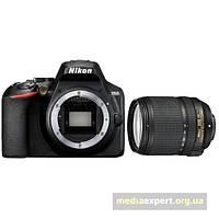 Аппарат Nikon D3500 + объектив Af-s Dx 18-140mm Ed Vr