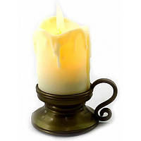 Свеча с Led подсветкой с движущимся пламенем