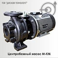 Насос для воды М-КМ 65-50-160 с торцевым уплотнением.