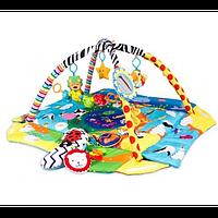 Развивающий коврик Lionelo Anika, фото 1