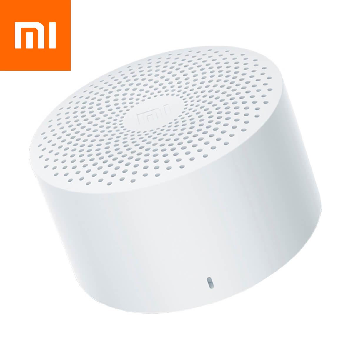 Оригинальная Xiaomi Mi Compact Bluetooth Speaker 2 White MDZ-28-DI (QBH4141EU) Акустическая система