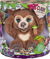Интерактивный медвежонок  Кубби ( Кабби)  - FurReal Cubby, The Curious Bear Interactive
