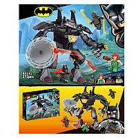 "Конструктор 82131 (Аналог Lego Super Heroes 76117) ""Робот Бэтмена противЯдовитого Плюща"" 372 детали"