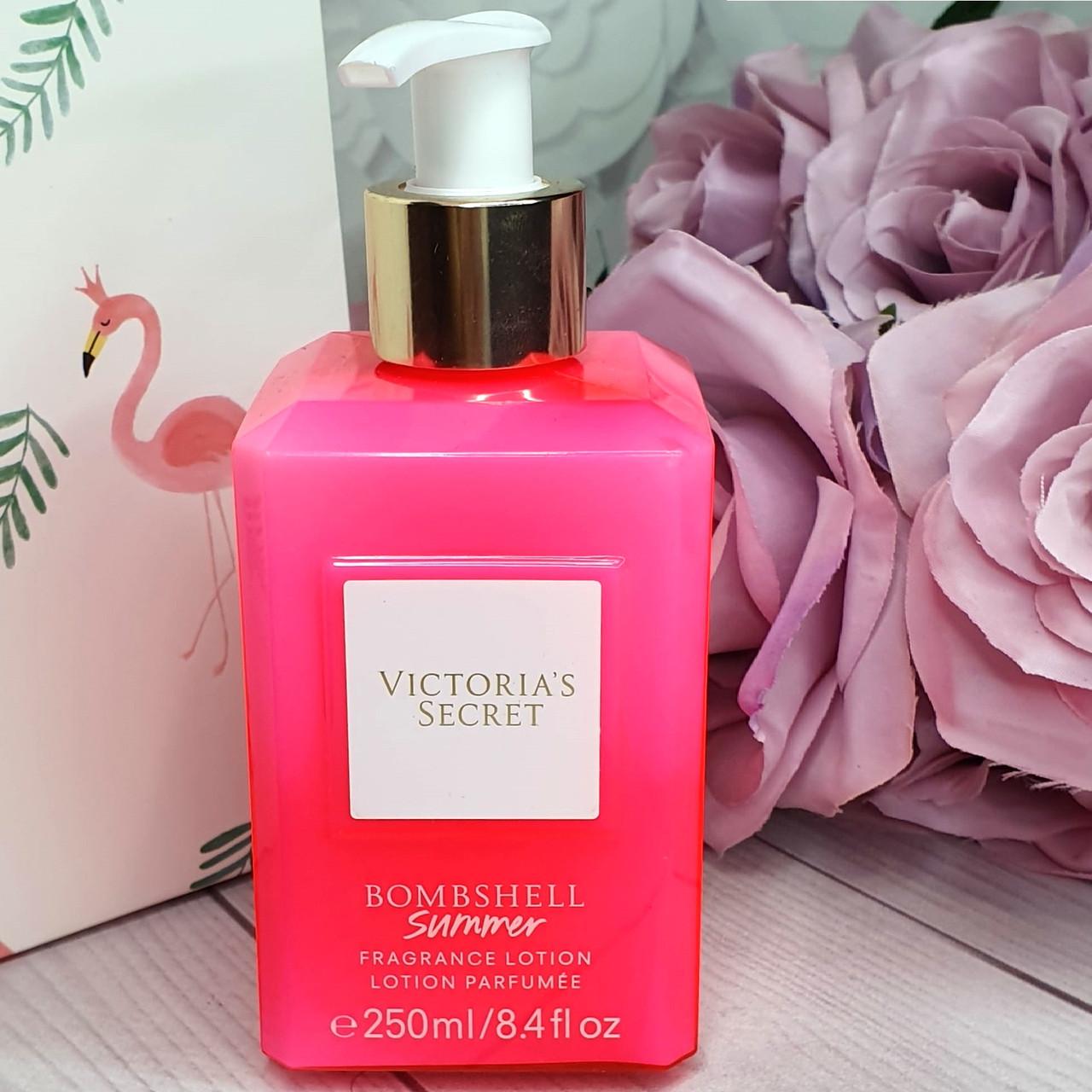 Парфюмированный лосьон для тела Victoria's Secret Bombshell Summer 250 мл (оригинал)