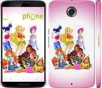"""Чехол на Motorola Nexus 6 Шестеро Winks """"194c-67"""""""