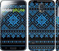 "Чехол на Samsung Galaxy S5 g900h Вышиванка 44 ""1178c-24"""