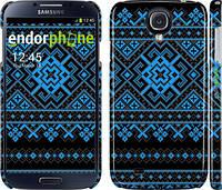 "Чехол на Samsung Galaxy S4 i9500 Вышиванка 44 ""1178c-13"""