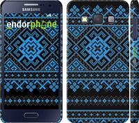 "Чехол на Samsung Galaxy A3 A300H Вышиванка 44 ""1178c-72"""