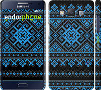 "Чехол на Samsung Galaxy A5 A500H Вышиванка 44 ""1178c-73"""