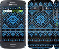 "Чехол на Samsung Galaxy Ace 3 Duos s7272 Вышиванка 44 ""1178c-33"""