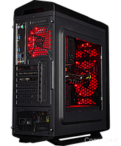 GameMax ASGARD Red / Ryzen™ 7 3700X (8(16)ядер по 3.6-4.4GHz) / 16GB DDR4 / 480GB SSD+2000GB HDD / GeForce RTX 2070 8GB / БП 600W, фото 2