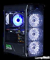 GameMax StarLight B-White / AMD Ryzen 7 2700 (8(16)ядер по 3.2 - 4.1GHz) / 16 GB DDR4 / 240 GB SSD+2000 GB HDD / БП 500W / GeForce GTX 1660 6GB GDDR6, фото 3
