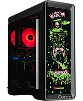 GameMax RockStar / AMD Ryzen 5 1400 (4(8)ядра по 3.2-3.4GHz) / 8 GB DDR4 / 120 GB SSD+1000 GB HDD / БП 500W / GeForce GTX 1060 3GB GDDR5 192bit, фото 3
