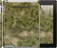 "Чехол на iPad 2/3/4 Камуфляж a-tacs fg ""2096c-25"""