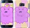 "Чехол на Samsung Galaxy S6 G920 Пупырка ""2037c-80"""